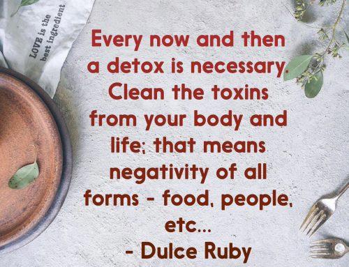 Detox.